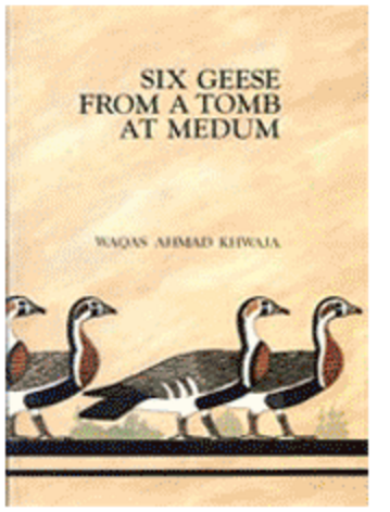 Six Geese From a Tomb at Medum
